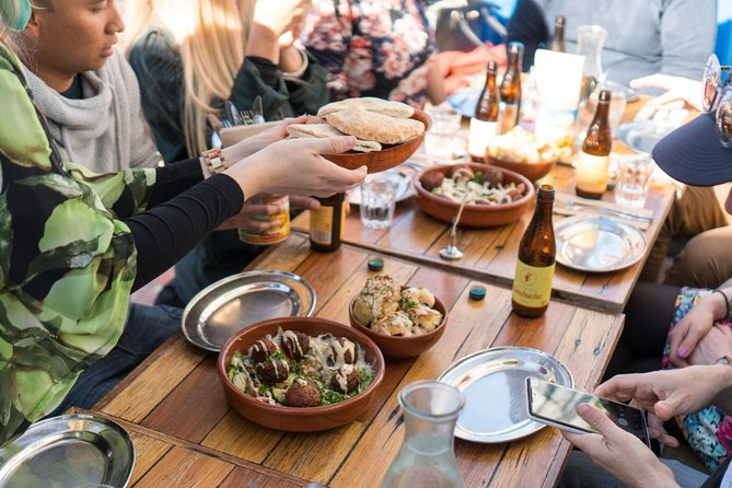 Vegan Food  Drink Walking Tour Fitzroy - St Kilda Accommodation