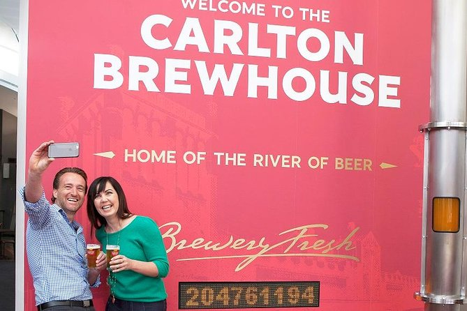 Carlton Brewhouse Brewery Tour with Beer Tasting - St Kilda Accommodation