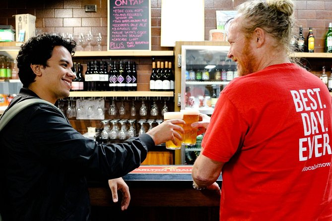 Melbourne Craft Beer Lovers' Guide Small Group Drink Tour - St Kilda Accommodation