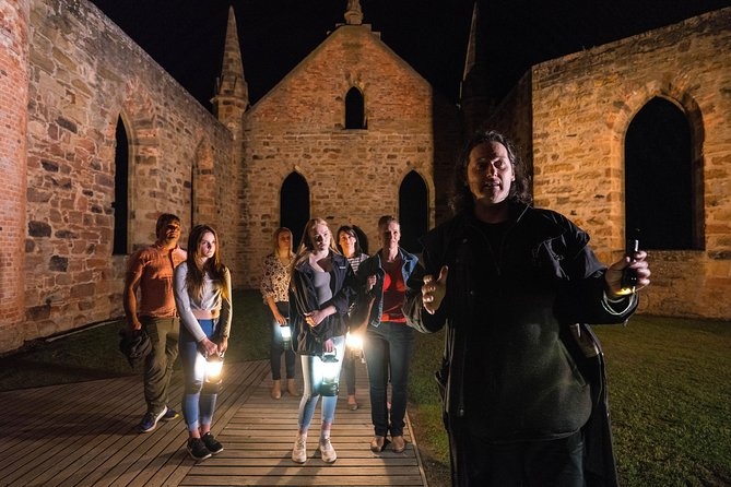 Port Arthur Ghost Tour - St Kilda Accommodation