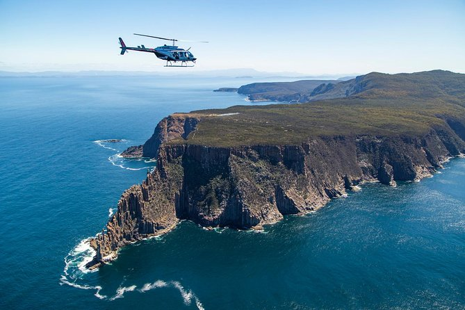 30-Minute Two Capes and Tasman Helicopter Flight from Port Arthur - St Kilda Accommodation