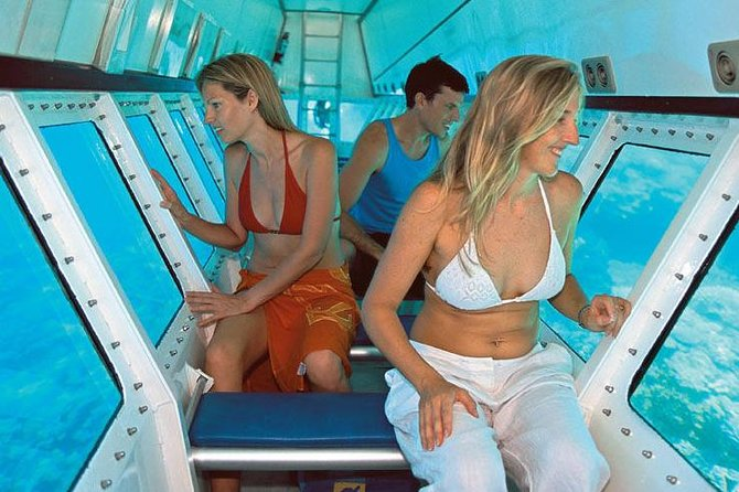 Quicksilver Outer Great Barrier Reef Snorkel Cruise from Palm Cove - St Kilda Accommodation