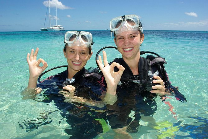 Ocean Spirit Michaelmas Cay Dive and Snorkel Cruise from Palm Cove - St Kilda Accommodation