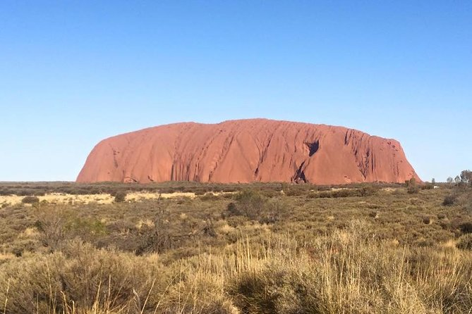 Highlights of Uluru Including Sunrise and Breakfast - St Kilda Accommodation