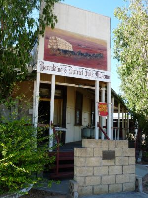 Barcaldine and District Historical Museum - St Kilda Accommodation