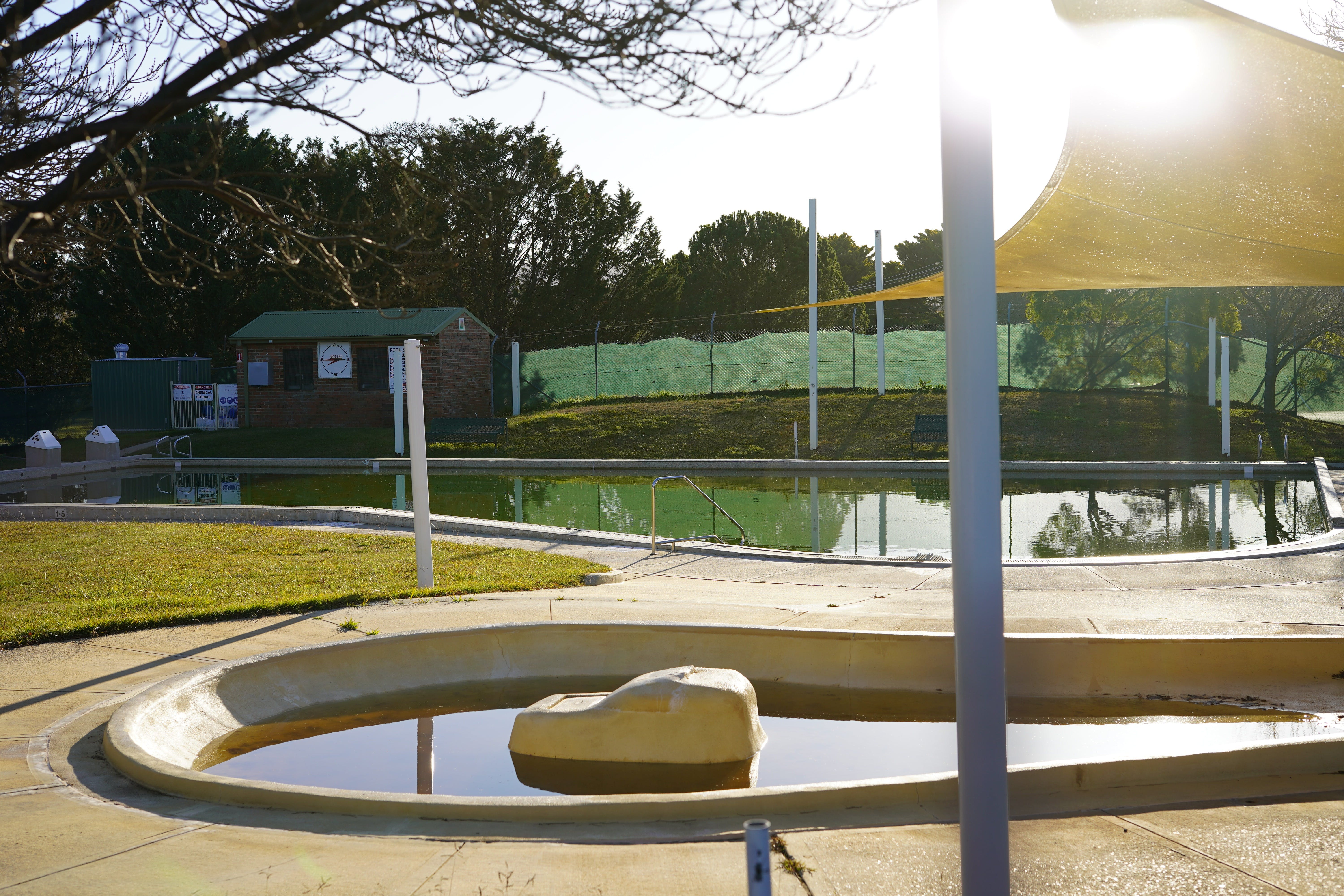 Bungendore Pool - St Kilda Accommodation