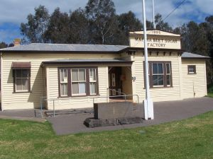 Maffra Sugar Beet Museum - St Kilda Accommodation