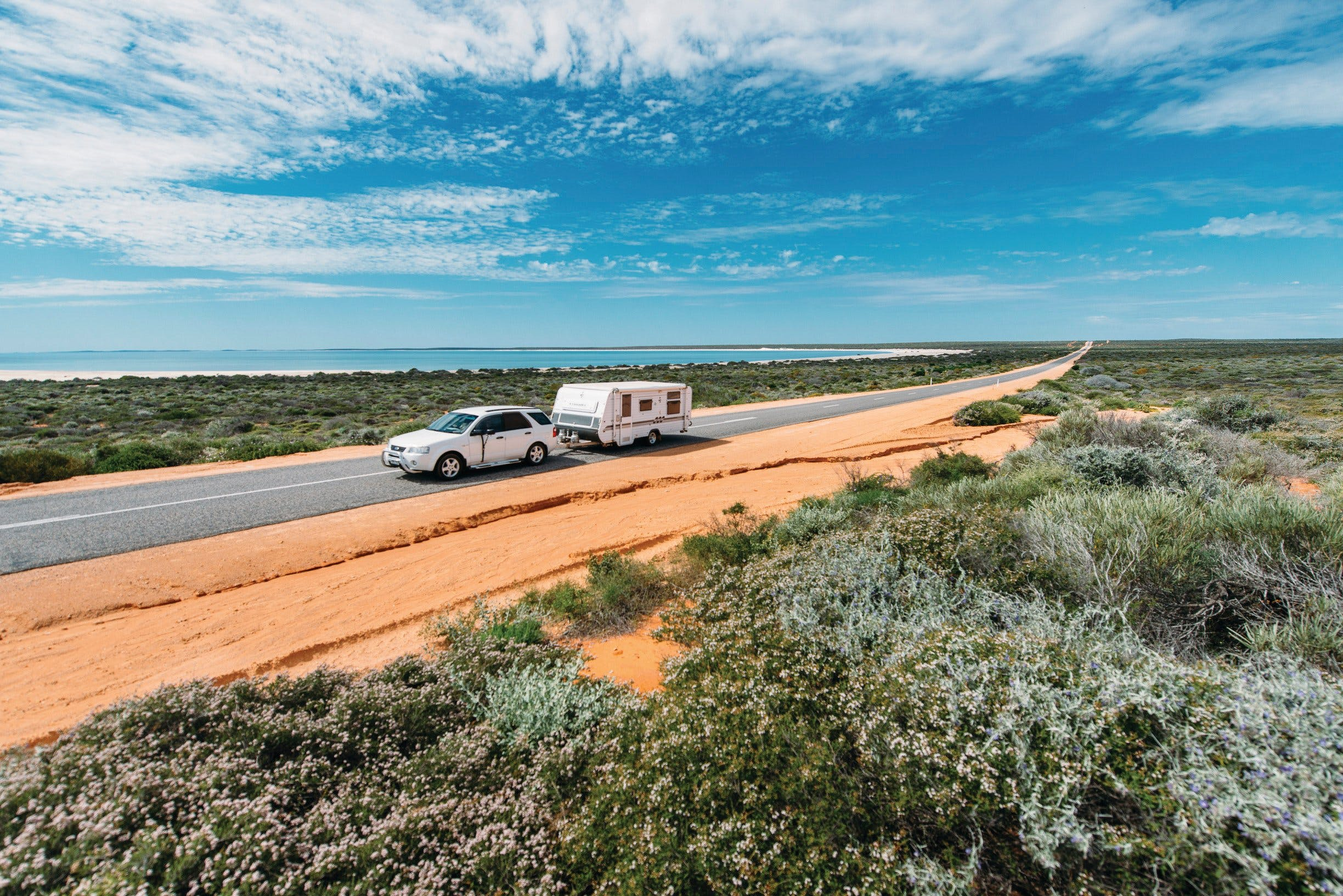 Shark Bay World Heritage Drive - St Kilda Accommodation
