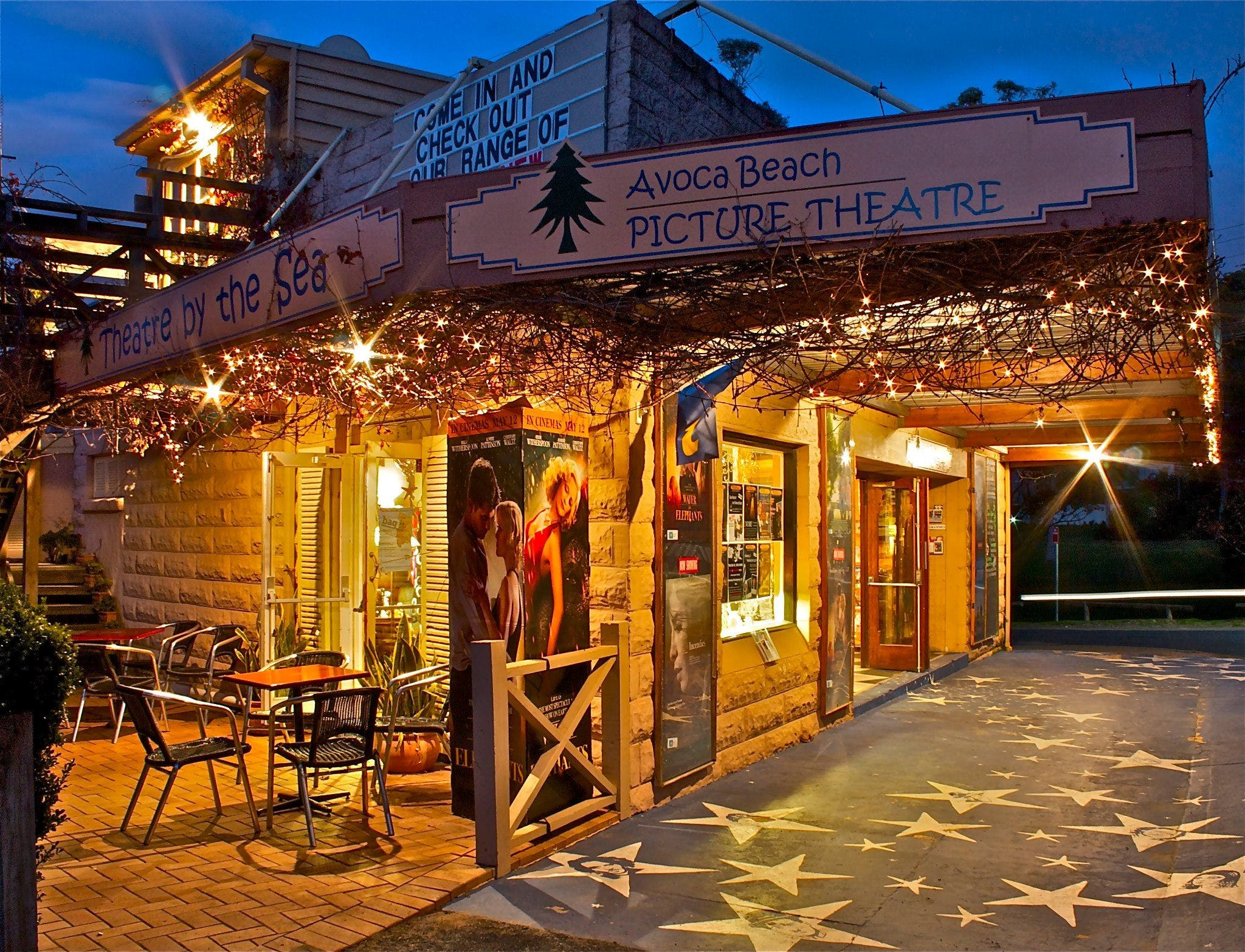 Avoca Beach Picture Theatre - St Kilda Accommodation