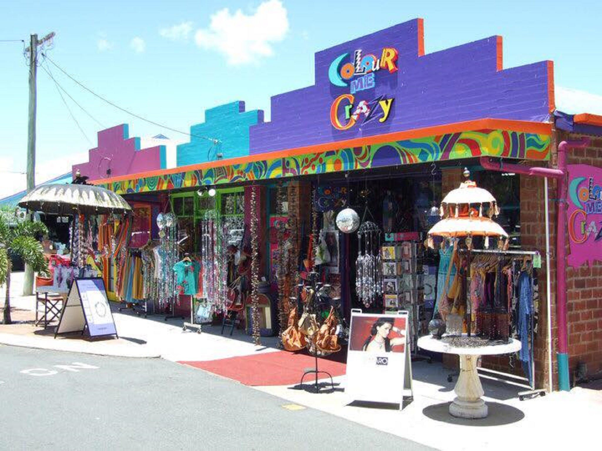 Colour Me Crazy - St Kilda Accommodation