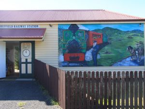 Redwater Creek Railway - St Kilda Accommodation