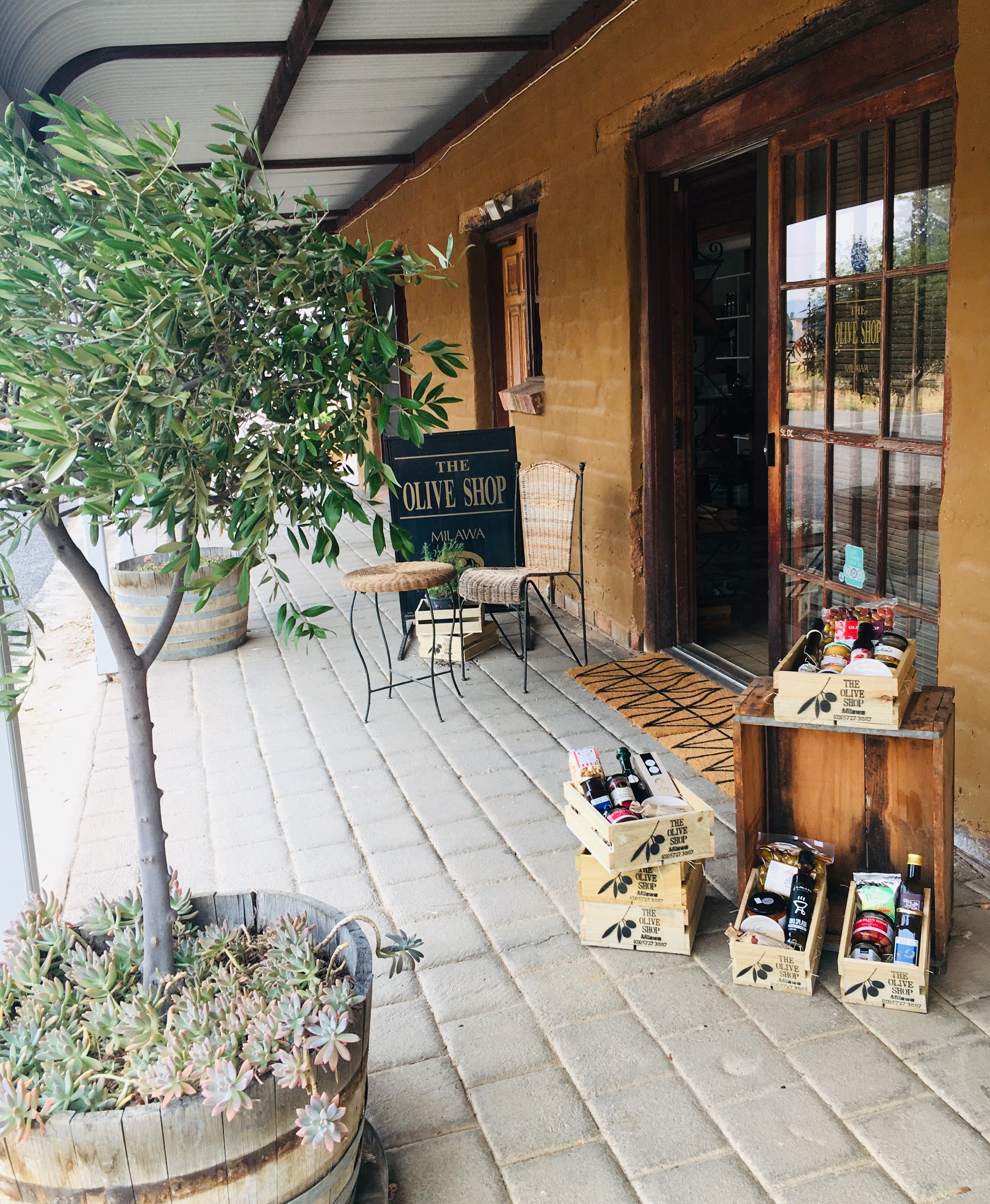 The Olive Shop - Milawa - St Kilda Accommodation