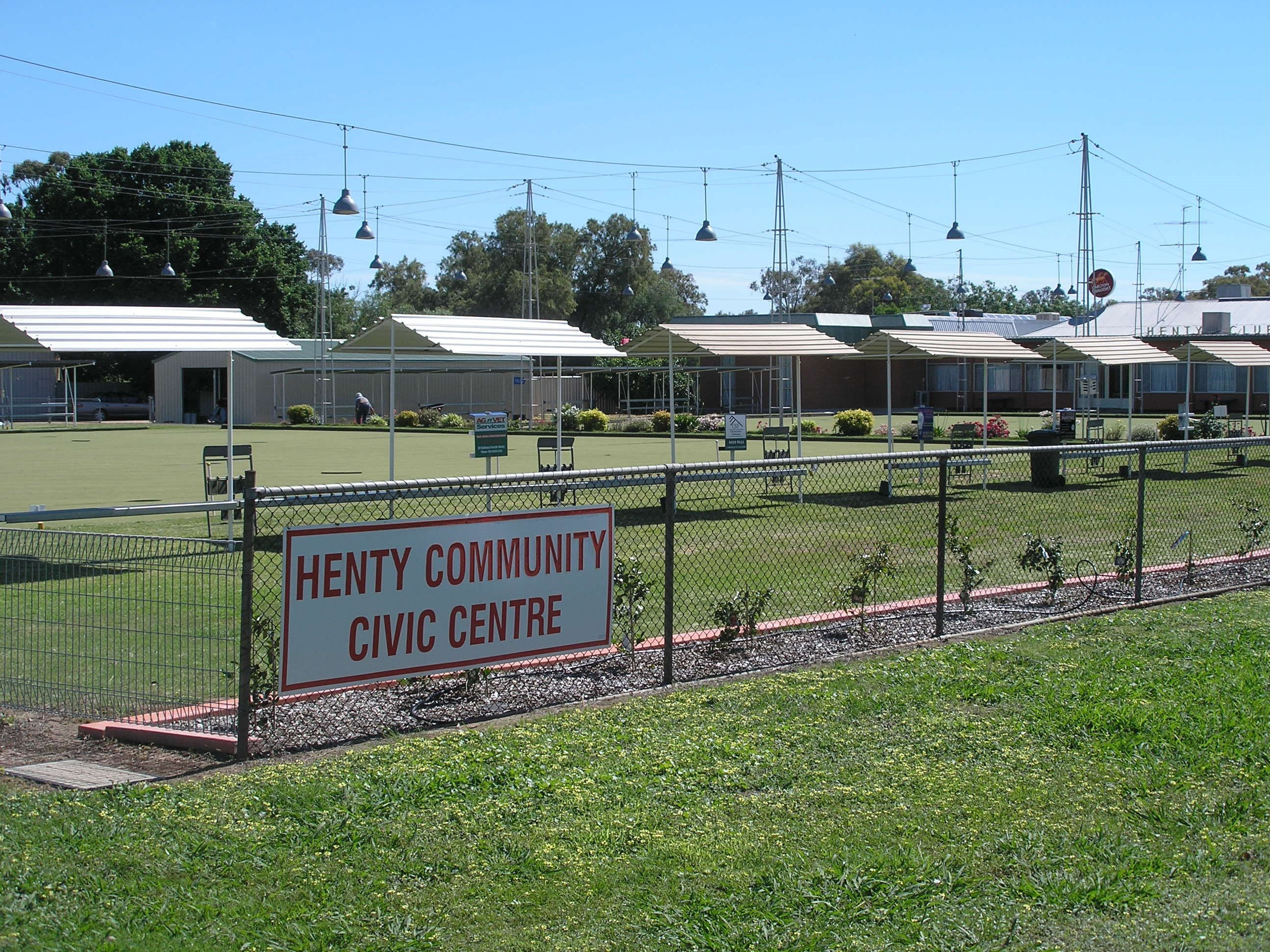 Henty Community Club - St Kilda Accommodation