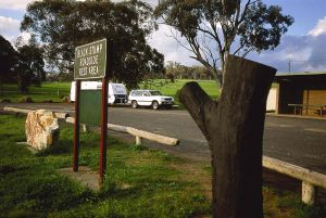 Black Stump Rest Area - St Kilda Accommodation