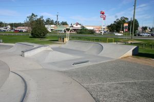 Campbelltown  Skate Park - St Kilda Accommodation