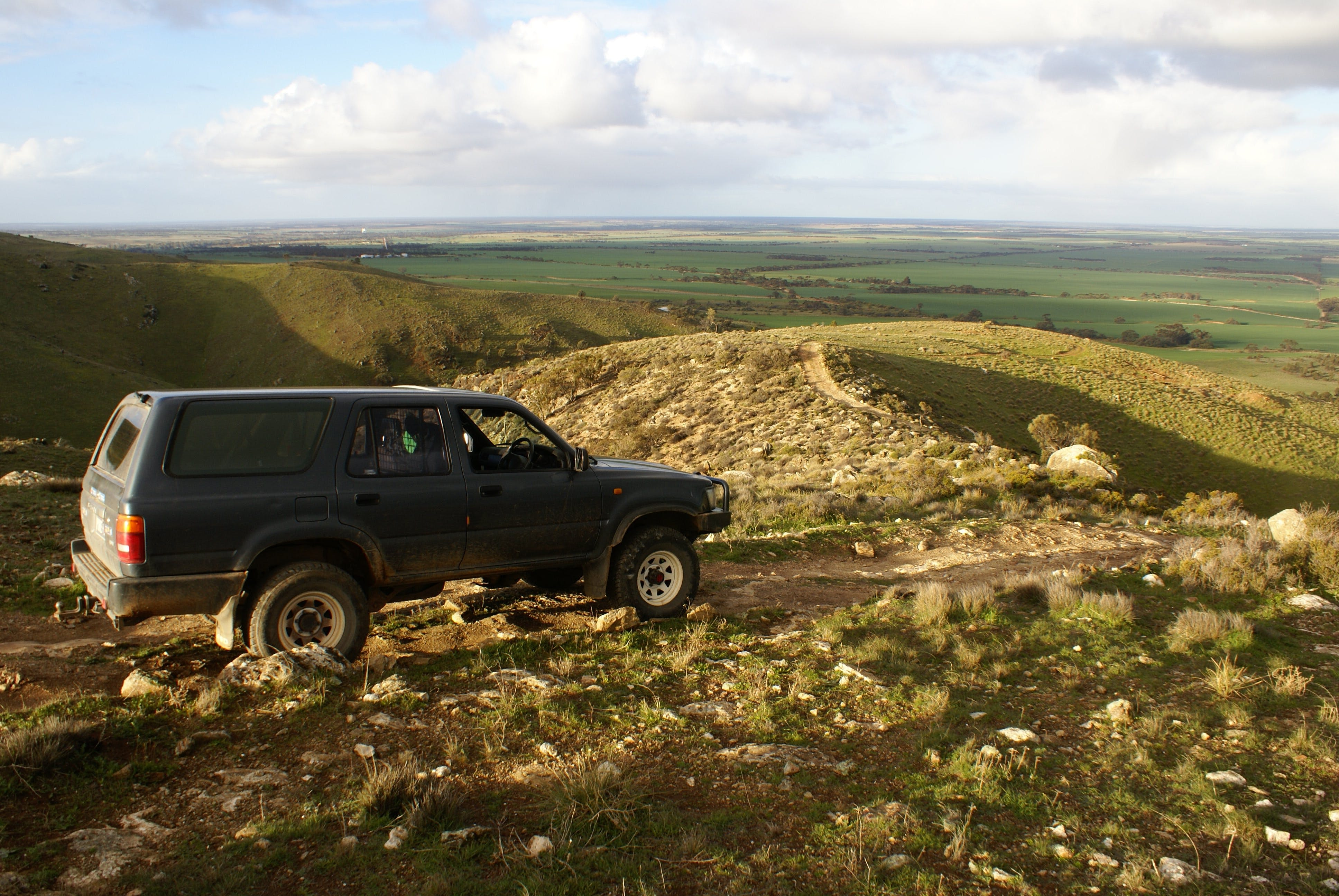 Eagle View 4WD Track - St Kilda Accommodation