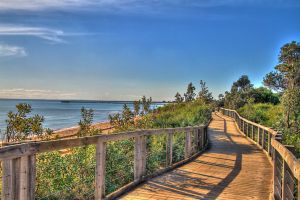 Frankston Foreshore - Cycling - St Kilda Accommodation