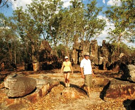 The Lost City - Litchfield National Park - St Kilda Accommodation