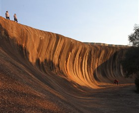 Wave Rock - St Kilda Accommodation