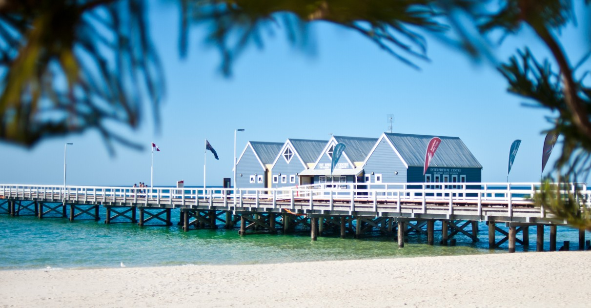Busselton Jetty  Underwater Observatory Tour - St Kilda Accommodation