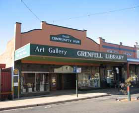 Grenfell Art Gallery - St Kilda Accommodation