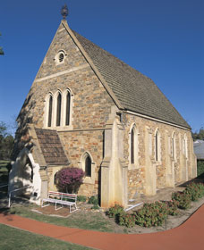 Uniting Church - York - St Kilda Accommodation