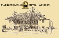 Macquarie Arms Hotel - St Kilda Accommodation