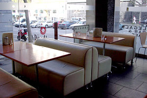 Legals Cafe and Bar - St Kilda Accommodation