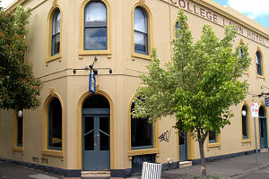 The College Lawn Hotel - St Kilda Accommodation