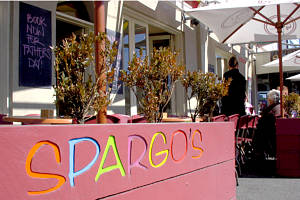 Spargos - St Kilda Accommodation