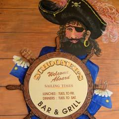 Schooners Bar  Grill - St Kilda Accommodation
