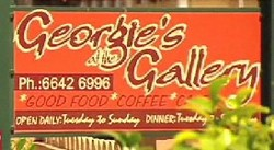 Georgies Cafe Restaurant - St Kilda Accommodation
