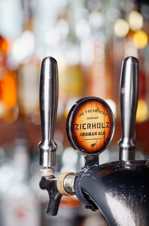 Zierholz Premium Brewery - St Kilda Accommodation