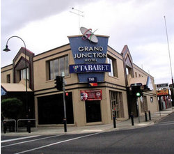 Grand Junction Hotel - St Kilda Accommodation