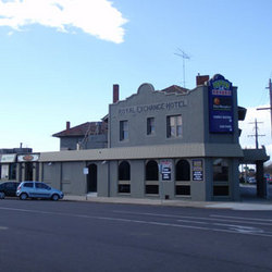 Royal Exchange Hotel - St Kilda Accommodation