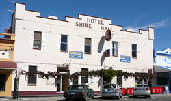 Shire Hall Hotel - St Kilda Accommodation