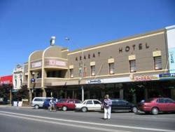 Ararat Hotel - St Kilda Accommodation