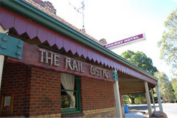 Railway Hotel - St Kilda Accommodation