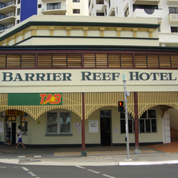 The Barrier Reef Hotel - St Kilda Accommodation