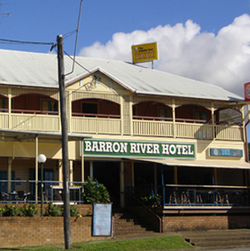Barron River Hotel - St Kilda Accommodation