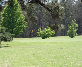Inverell Golf Club - St Kilda Accommodation