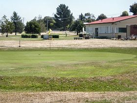 Campbell Town Golf Club - St Kilda Accommodation