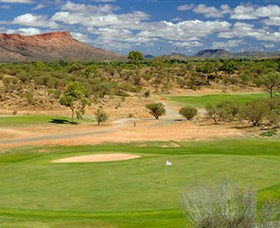 Alice Springs Golf Club - St Kilda Accommodation