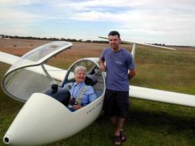Waikerie Gliding Club - St Kilda Accommodation