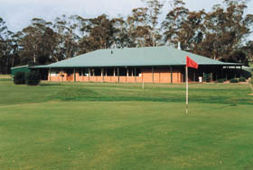 Echunga Golf Club Incorporated - St Kilda Accommodation