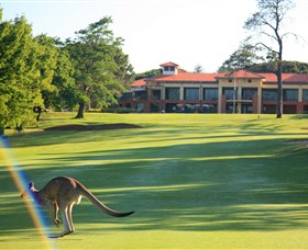 Royal Canberra Golf Club - St Kilda Accommodation