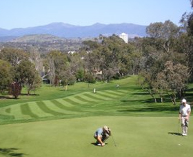 Fairbairn Golf Club - St Kilda Accommodation