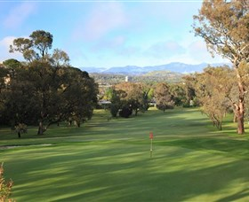 Federal Golf Club - St Kilda Accommodation
