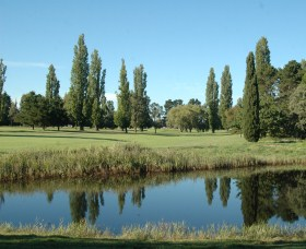 Goulburn Golf Club - St Kilda Accommodation