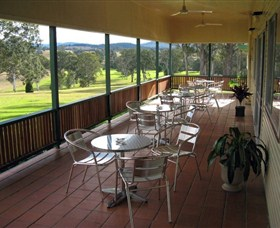 Woodenbong and District Golf Club - St Kilda Accommodation